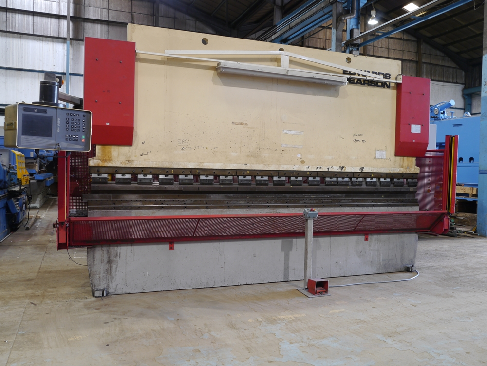 Edwards Pearson PR 150 Ton x 4m Press Brake