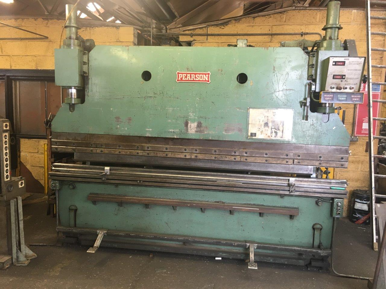 Pearson Press Brake